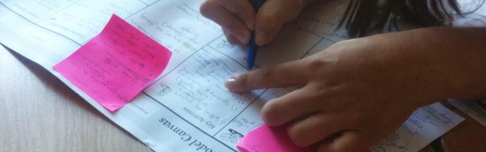 BMGen niveau 1 : Initiation au Business Model Canvas
