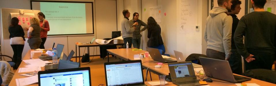 La créativité, l'innovation et la co-conception